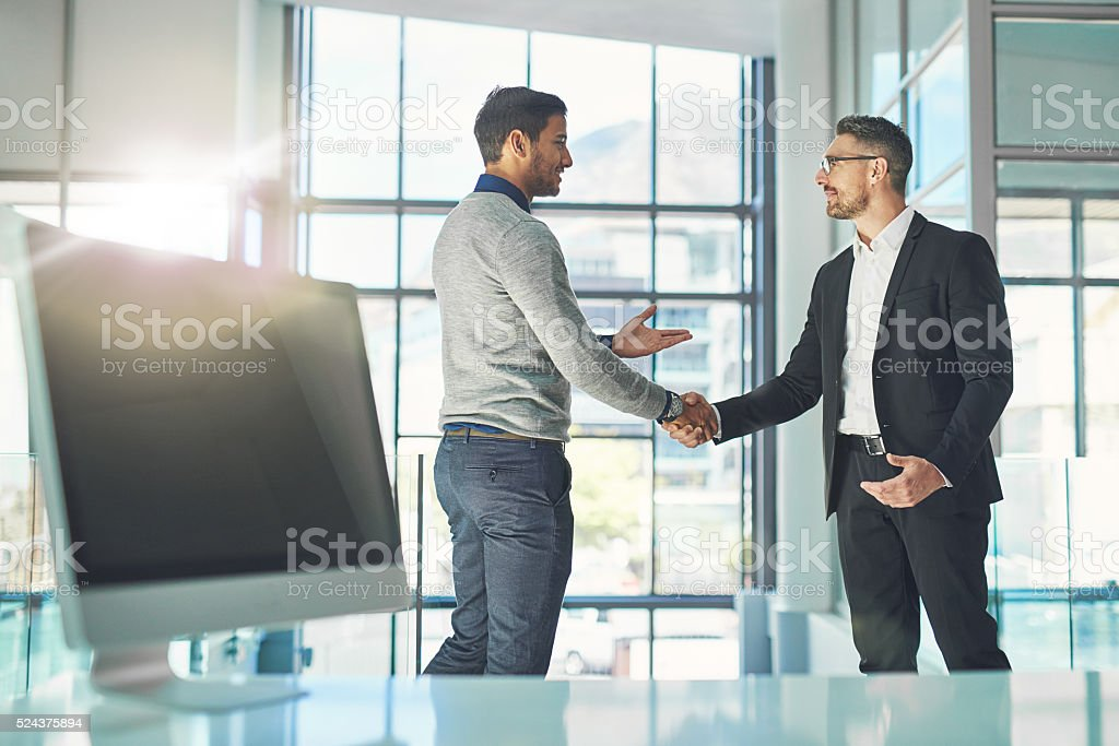 I can't thank you enough for this opportunity! stock photo