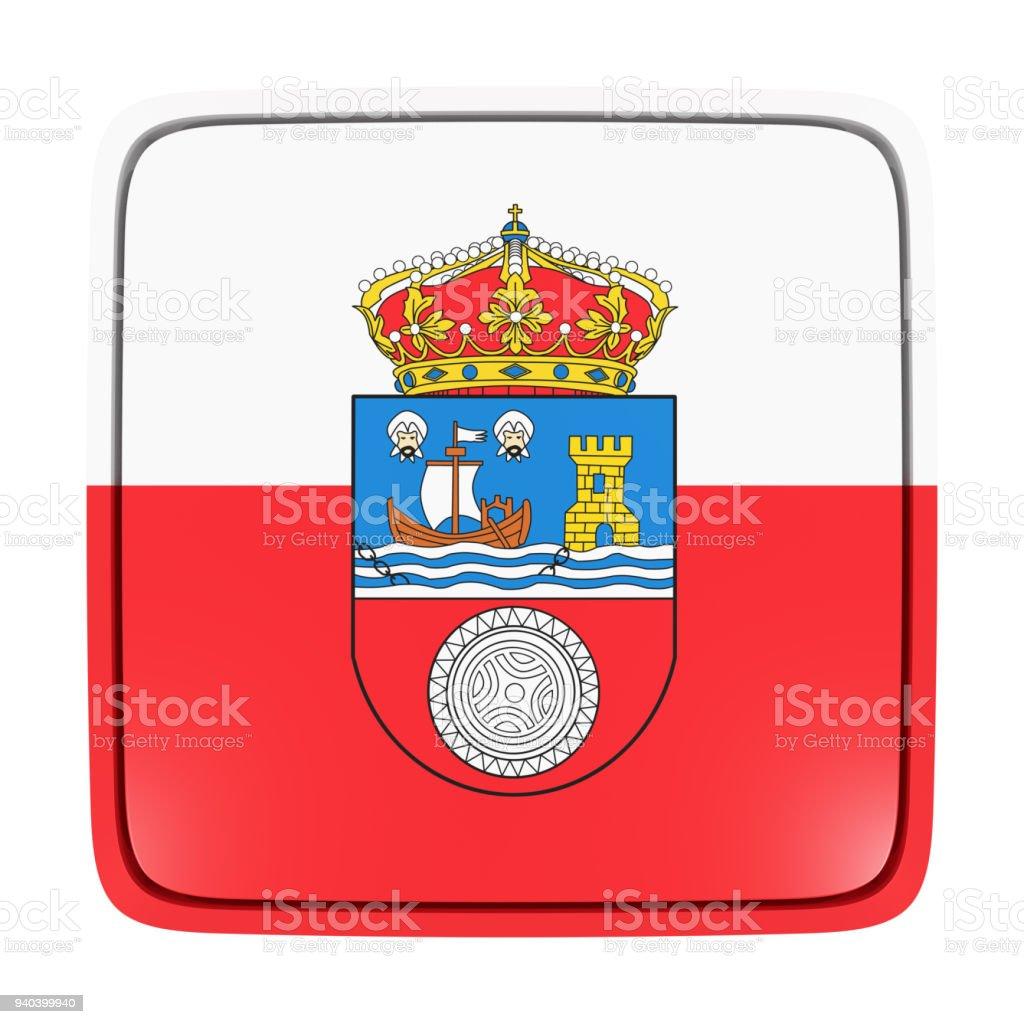 Icono De La Bandera De Cantabria - Fotografía de stock y más ...