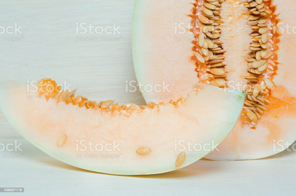 Cantaloupe Or Charentais Melon With Half And Seeds Stock Photo Download Image Now Istock The humble cantaloupe may not get as much respect as other fruits adding fruit of any kind to your diet is beneficial. 2