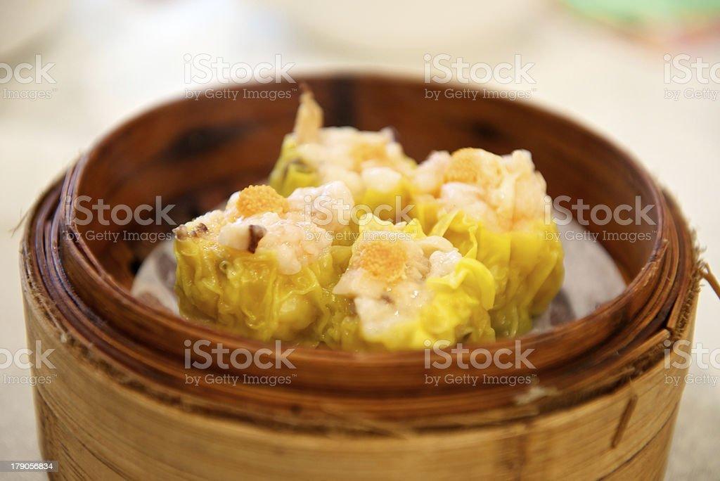 Cantonese Dim Sum stock photo