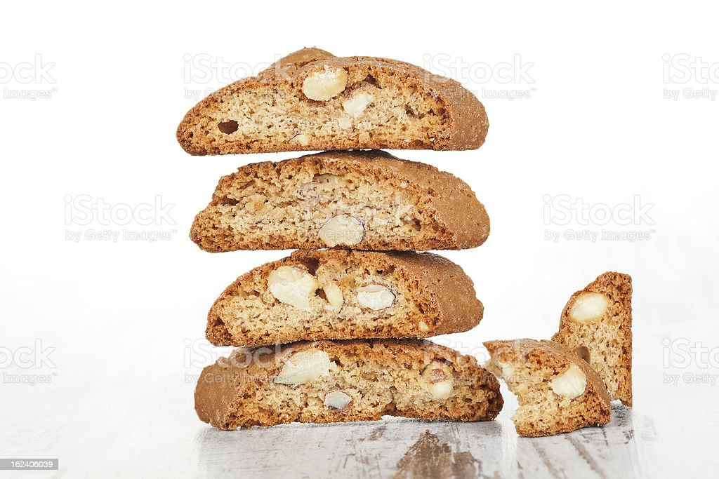 Cantuccini. royalty-free stock photo