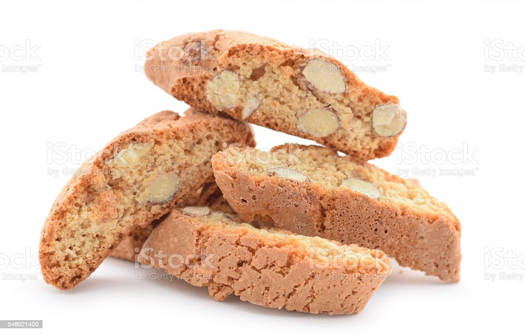 Cantuccini stock photo