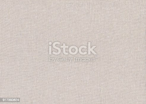 istock Canva surface texture. Gray fibrous surface 917360824