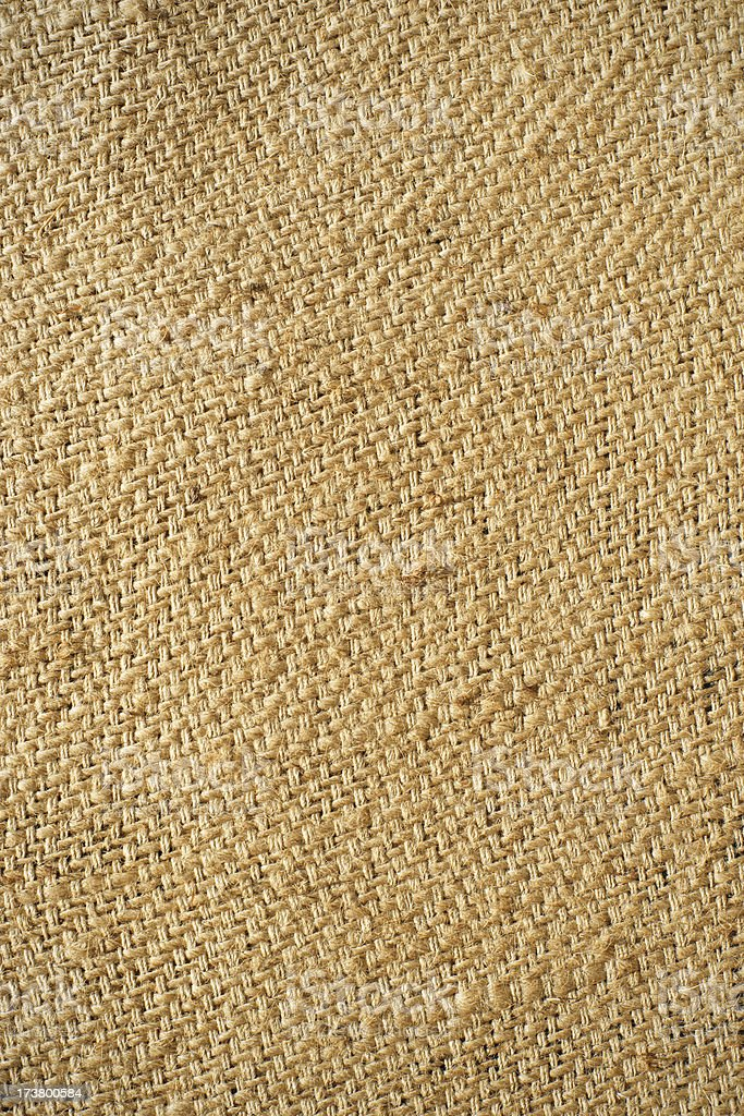 Canvas fabric background in vertical orientation (XXL) royalty-free stock photo