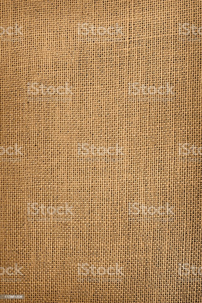 Canvas / Fabric Texture royalty-free stock photo