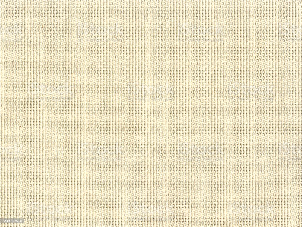 Canvas fabric texture stock photo