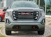 istock GMC Canyon AT4 General Motors car. 1248640091