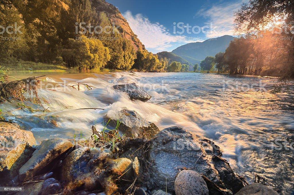 Canyon, photo libre de droits