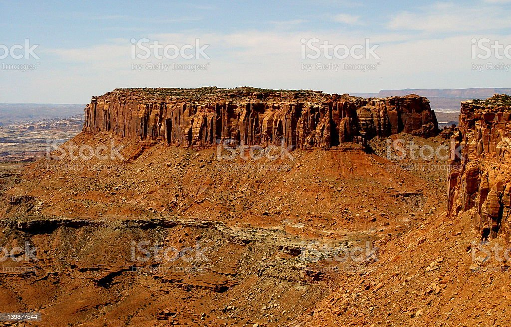 CanyonLand National Park, UT. royalty-free stock photo