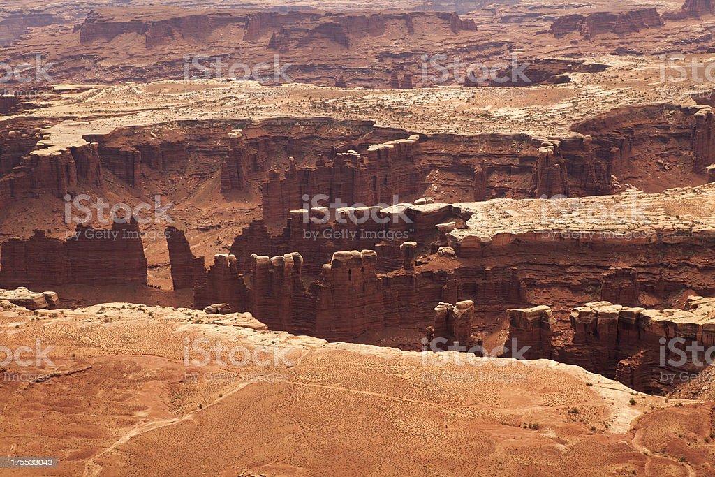 Canyonlands National Park royalty-free stock photo