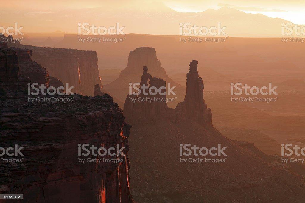 Canyonlands National Park, Utah royalty-free stock photo