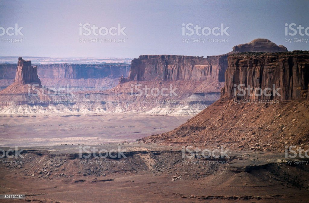Canyonlands National Parks stock photo