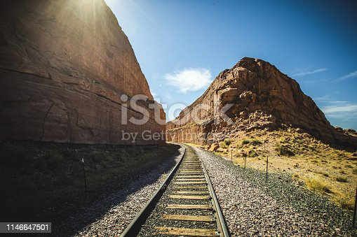 Canyon of the South West USA landscapes