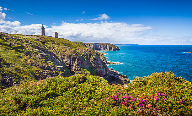 Cap Frehel peninsula, Bretagne, France - Photo