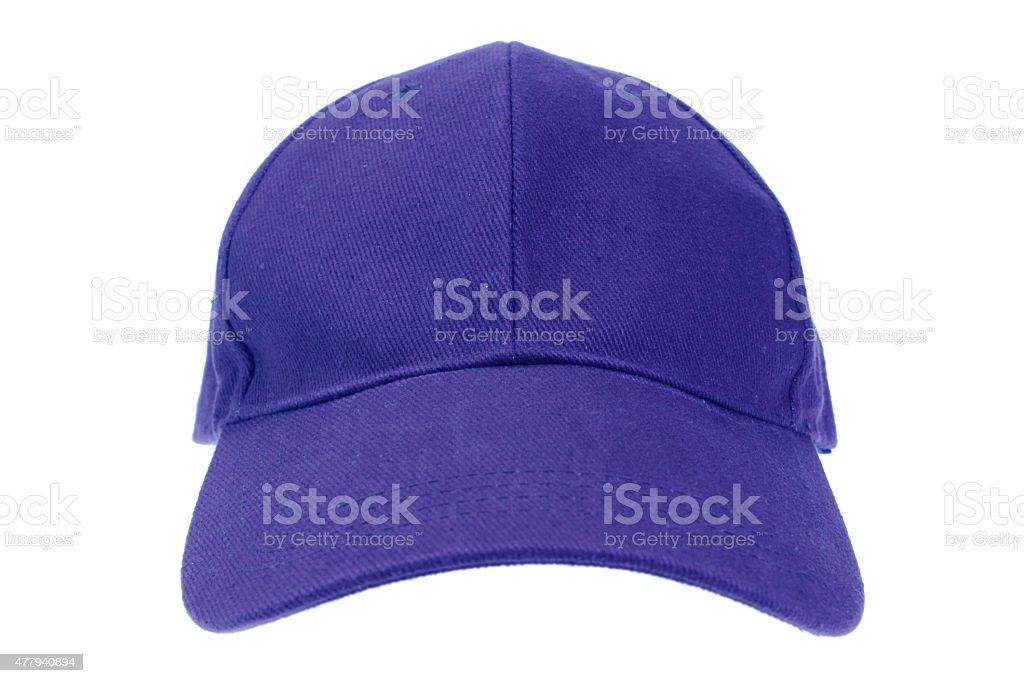 Cap isolated on white stock photo