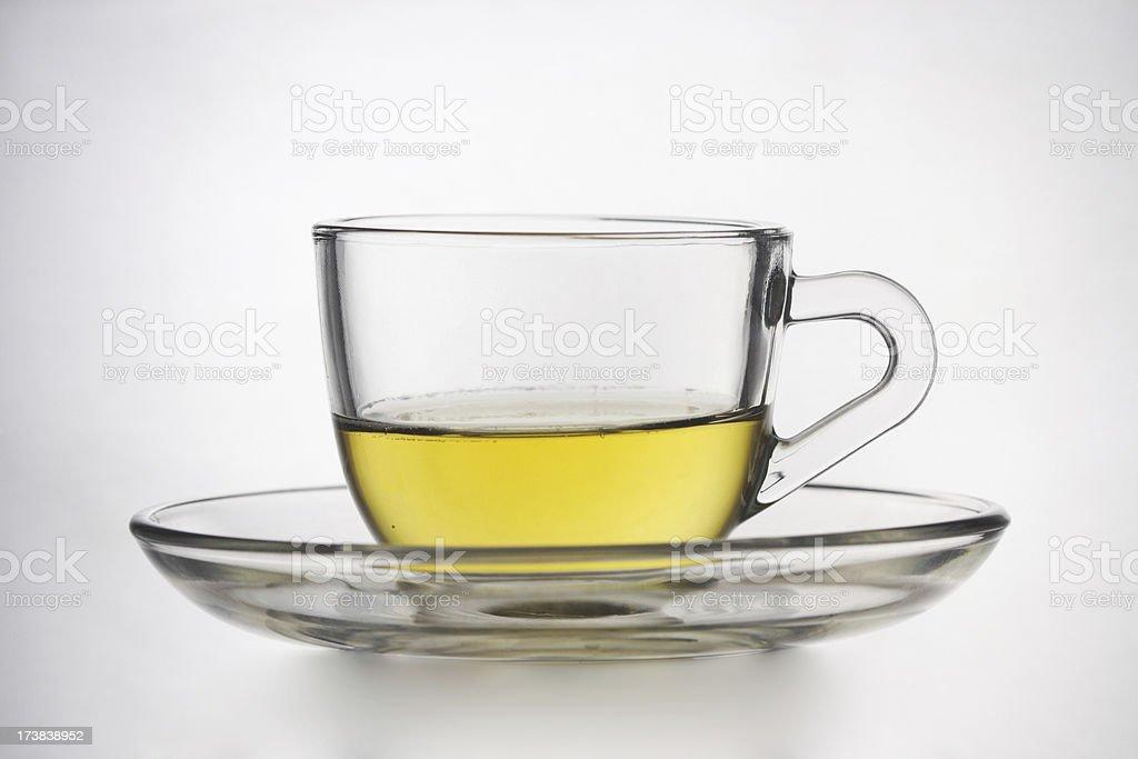 Cap of Tea stock photo