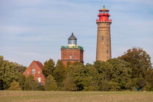 Cape Arkona lighthouses