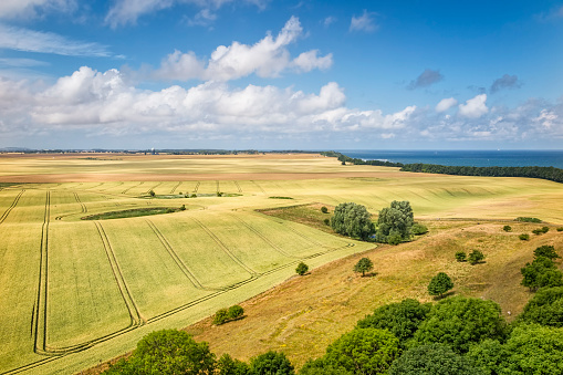 Cape Arkona / Rügen - view from the new lighthouse