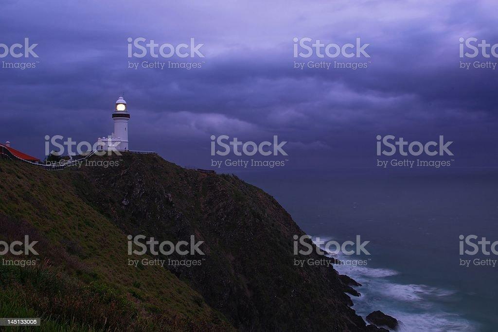 Cape Byron royalty-free stock photo