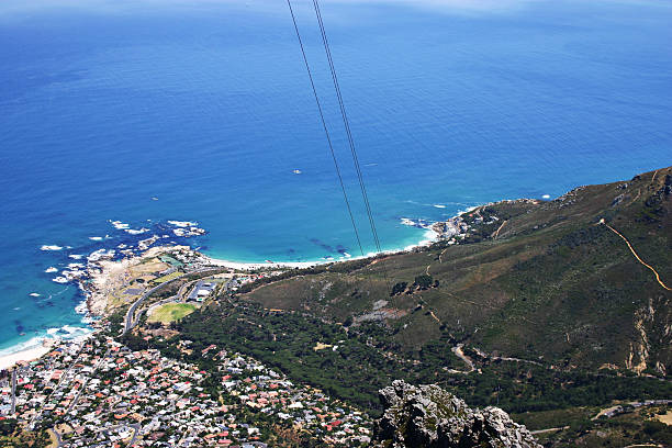 Cape Coastline stock photo