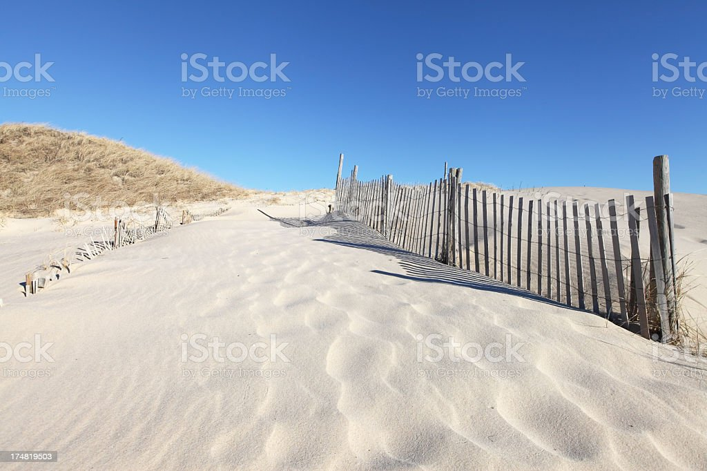 Cape Cod royalty-free stock photo