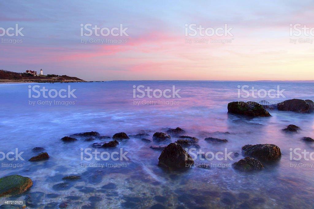 Cape Cod stock photo