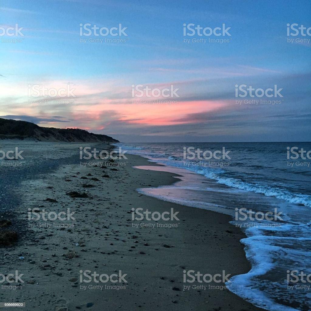 Cape Cod Seashore stock photo