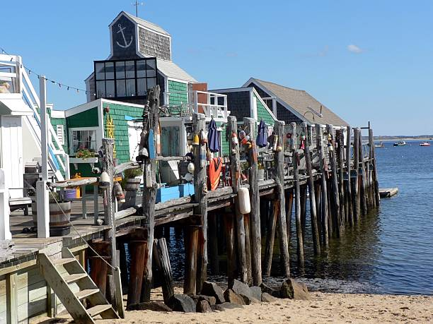 Cape Cod Water Front
