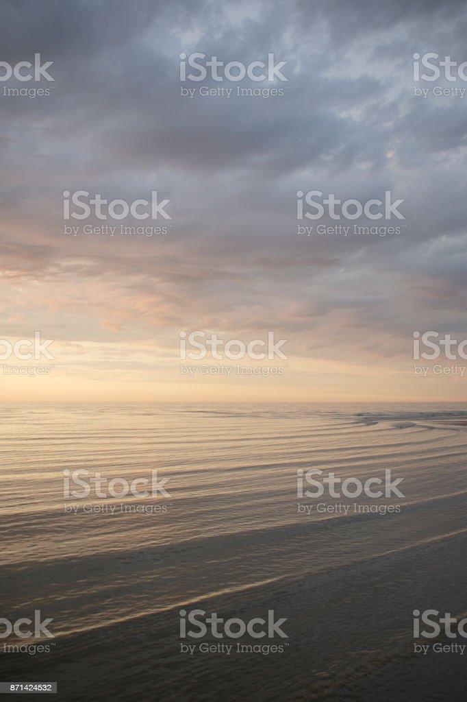Cape Cod Waves stock photo