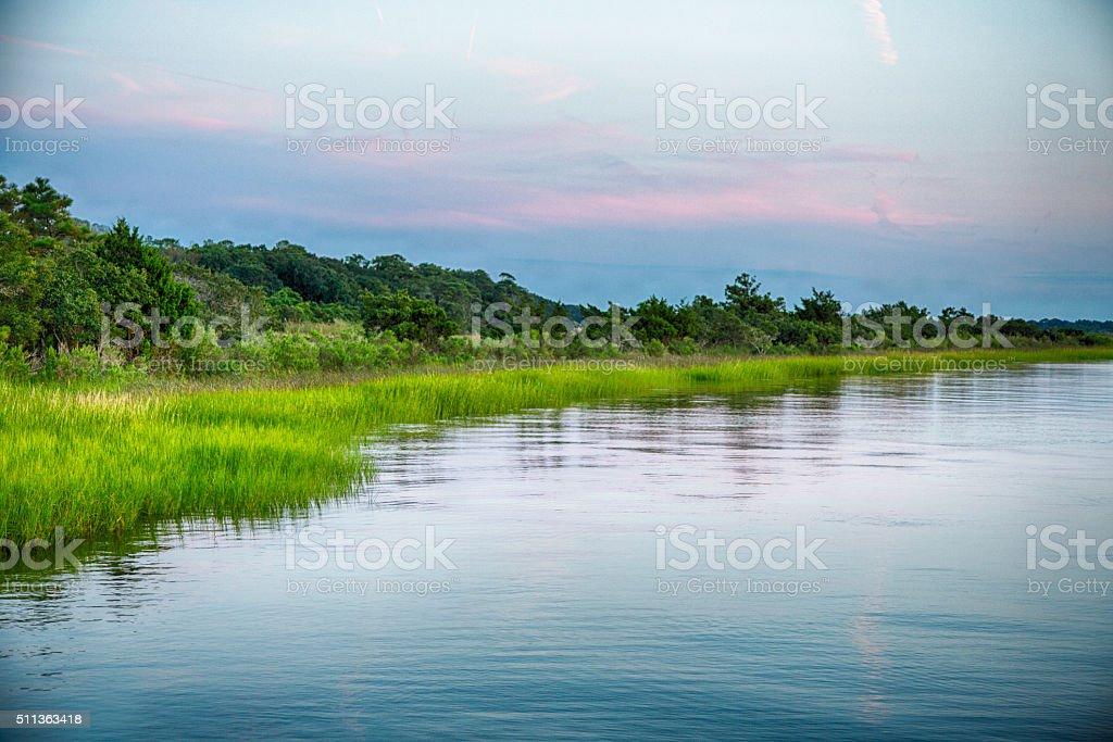 Fluss Cape Angst – Foto