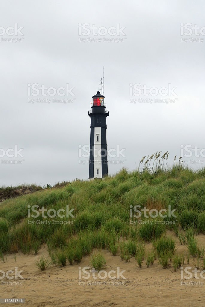 Cape Henry Lighthouse royalty-free stock photo