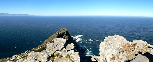 cape hope - kap halbinsel stock-fotos und bilder