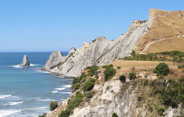 Cape Kidnappers Point, Hawkes Bay, New Zealand