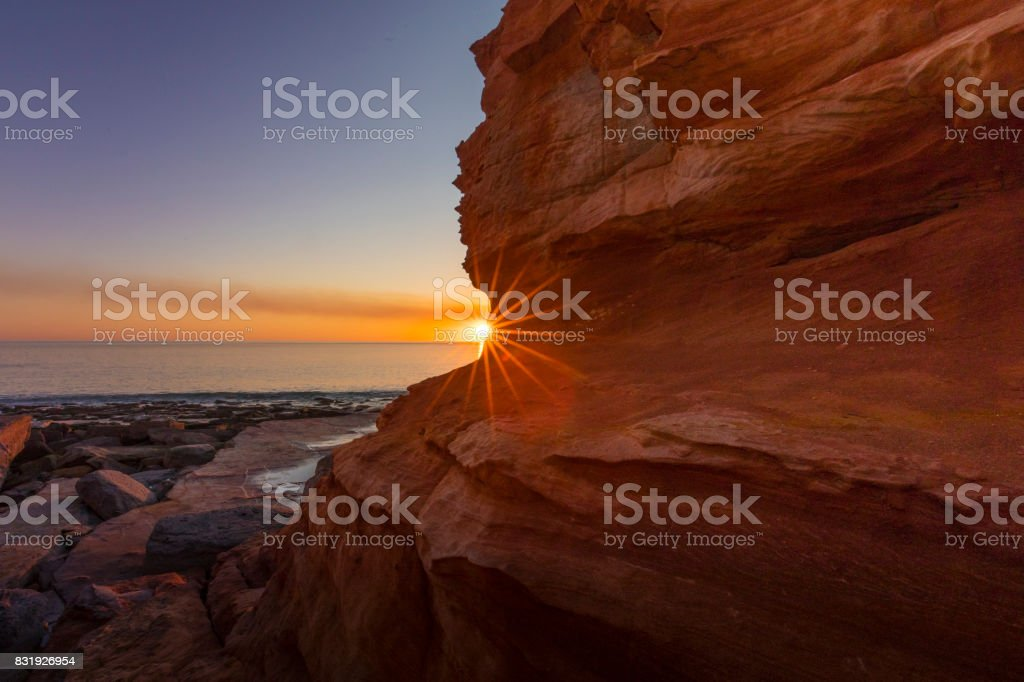 Cape Leveque stock photo