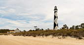 istock Cape Lookout Lighthouse Core Banks North Carolina Waterfront 1150855370