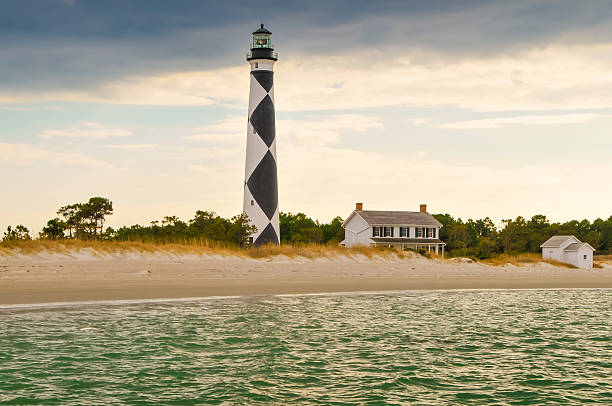 Cape Lookout stock photo