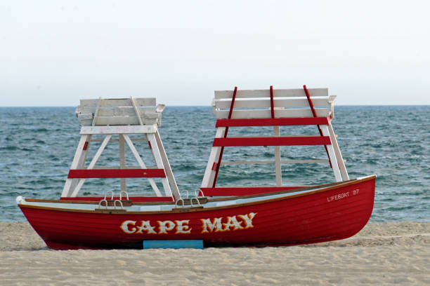 Cape May Rettungsboot – Foto