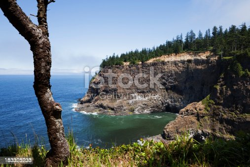 Cape Meares Viewpoint on the Oregon Coast.Please see some similar pictures from my portfolio: