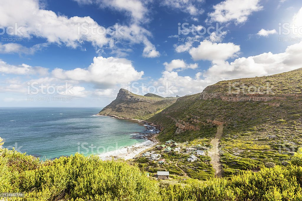 Cape of Good Hope Nature Reserve stock photo