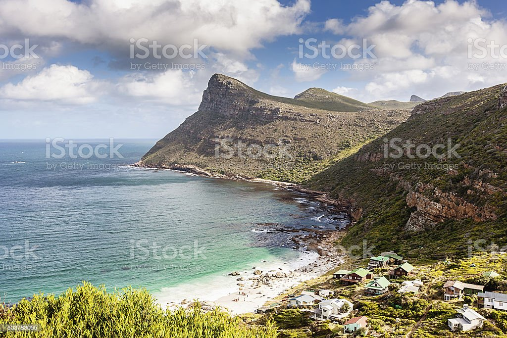 Cape of Good Hope Nature Reserve South Africa stock photo