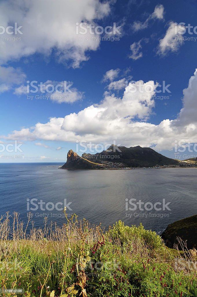 cape of good hope royalty-free stock photo
