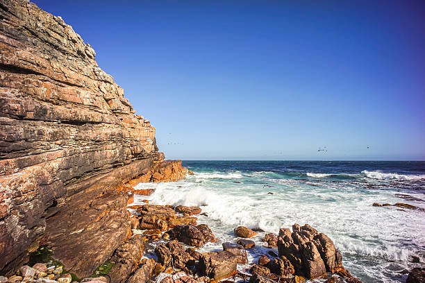 Cape of Good Hope stock photo