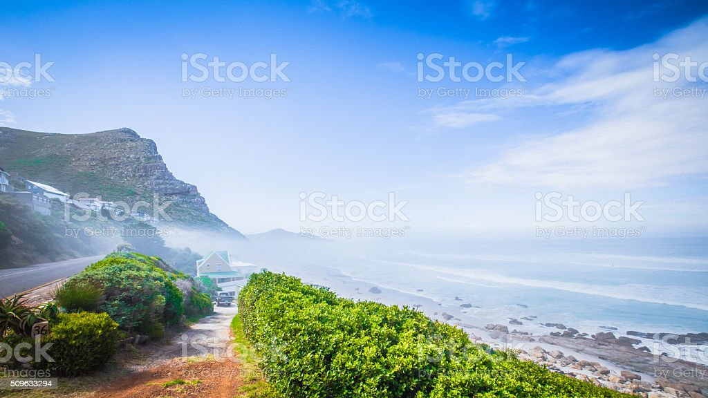 Cape of Good Hope stock photo