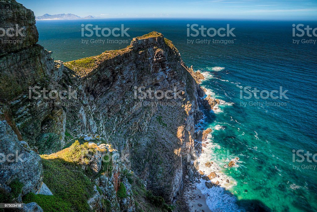 Cape of Good Hope Cape of Good Hope, South Africa Cape Of Good Hope Stock Photo