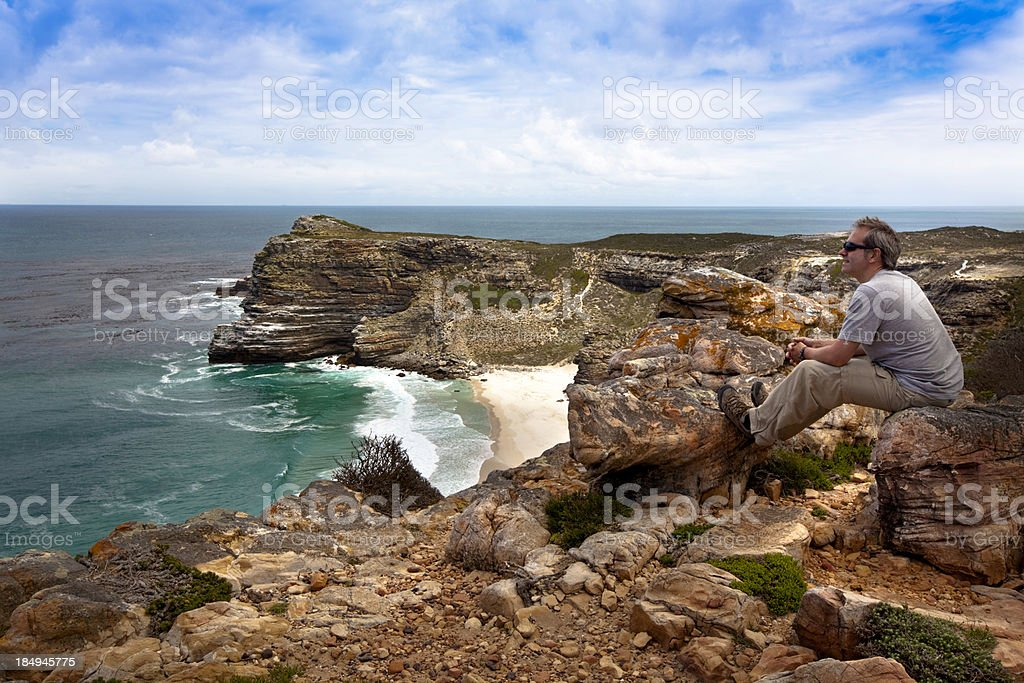 Cape of Good Hope, South Africa royalty-free stock photo