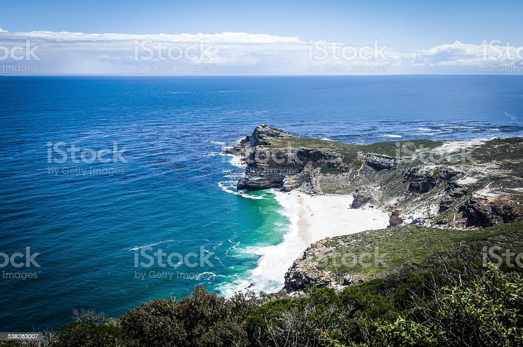 Cape of Good Hope, South Africa. stock photo