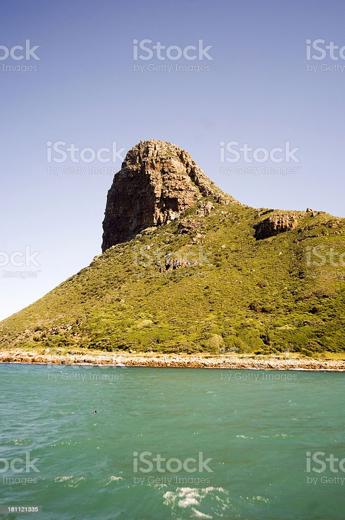 Cape Peninsula royalty-free stock photo