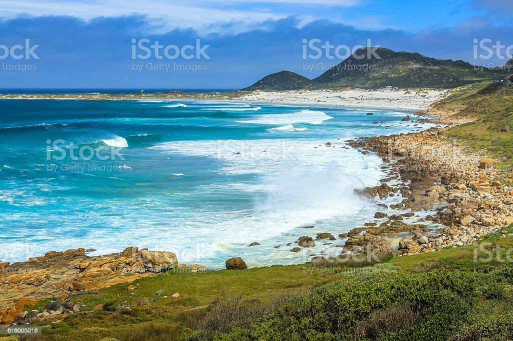 Cape Peninsula Scarborough stock photo