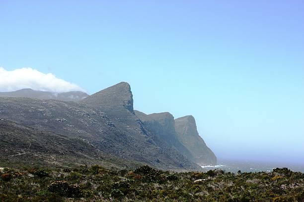 Cape point-Kap der guten Hoffnung-Südafrika - foto de acervo