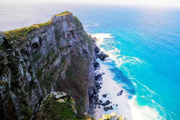 cape point, cape peninsula, south africa - cape peninsula stock pictures, royalty-free photos & images